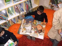 Relación Entre el Niño y el Libro